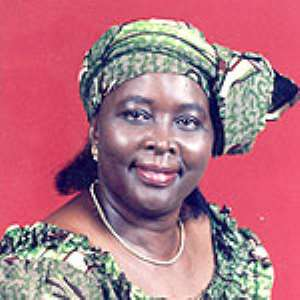 Minister for Women and Children's Affairs, Hajia Alimah Mahama